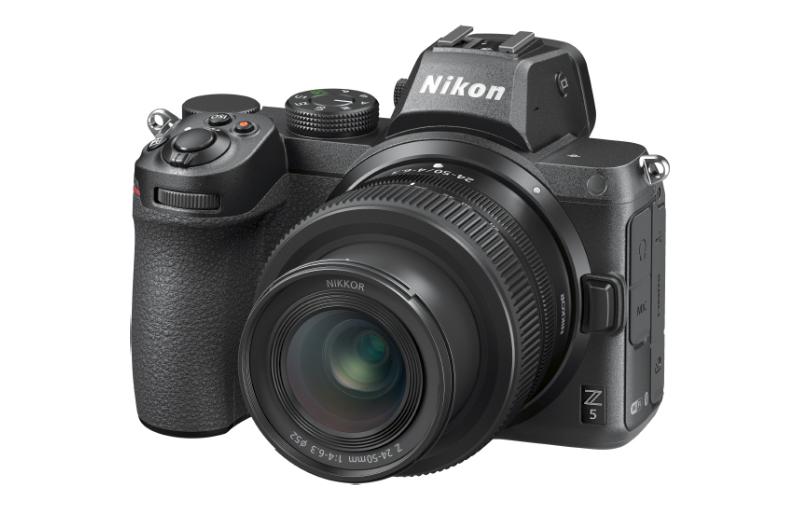 The new Nikon Z5 (Image source: Nikon)