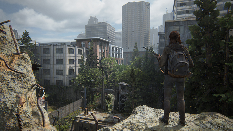 The Last of Us Part 2 is developed by Naughty Dog and launches on June 19, 2020. | Image: Sony Interactive Entertainment