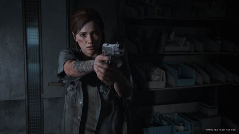 The Last of Us Part 2 is an upcoming PlayStation 4 game developed by Naughty Dog.   Image: Sony Interactive Entertainment