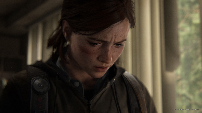 Time has passed, and Ellie has hit a confusing time in her life. That's made worse when a sudden and tragic event hits the people of Jackson - which spurs her to commit violent acts of revenge. | Image: Sony Interactive Entertainment