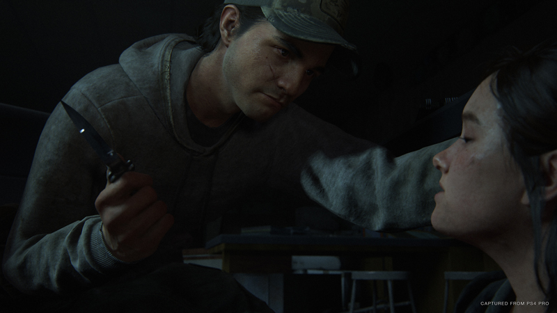 The Last of Us Part 2 flows smoothly from story cutscenes to gameplay - never missing a beat, unless it's for dramatic effect. | Image: Sony Interactive Entertainment