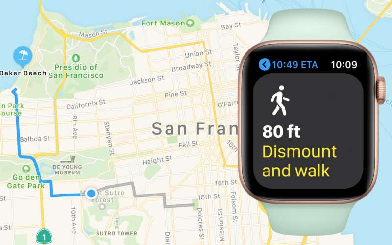 Apple has brought increased functionality even to Apple Watch apps.
