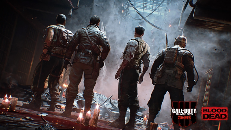 Hopefully the much-beloved Zombies mode will return. Image: Treyarch