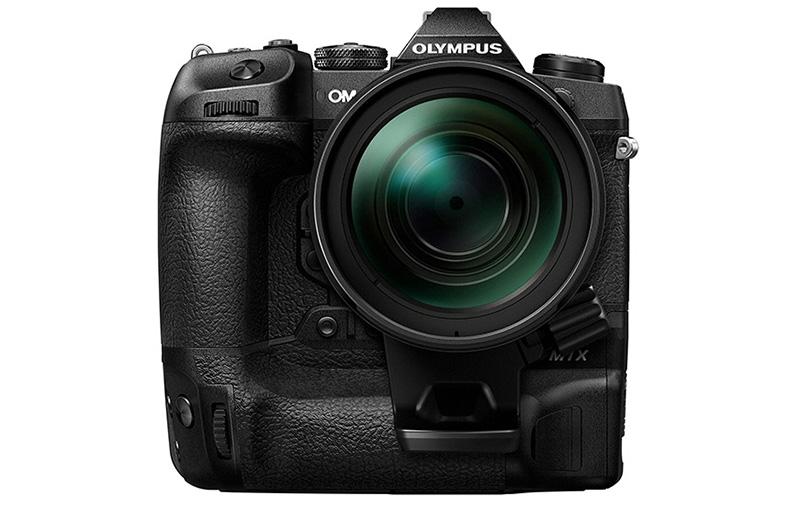 Olympus OM-D E-M1X. (Image: Olympus.)