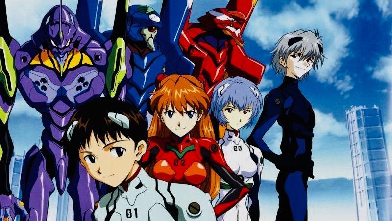 Image: Gainax, Tatsunoko Production