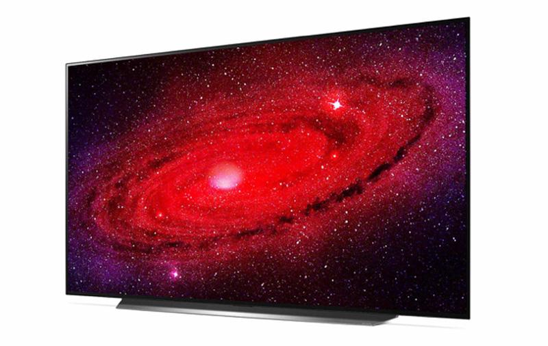 LG CX OLED 4K TV. (Image: LG.)