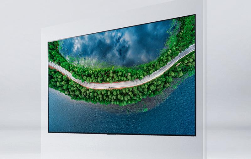 LG OLED TV GX Gallery. (Image: LG.)