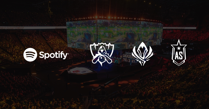 Image: Spotify, Riot Games