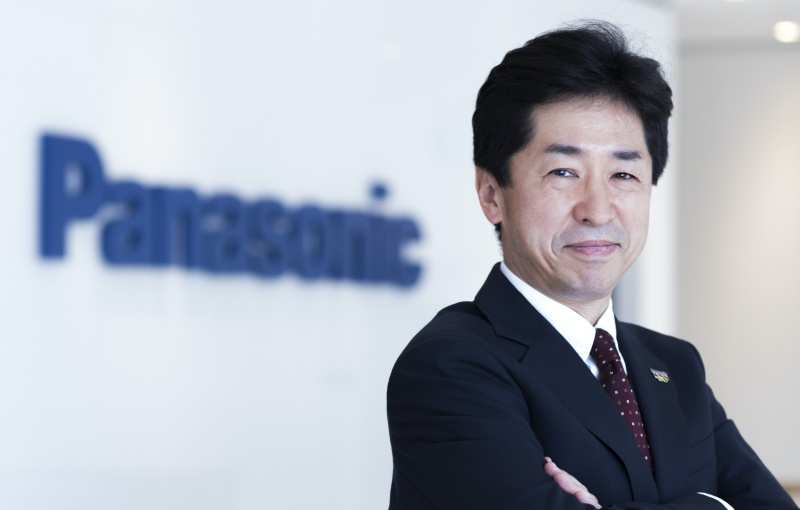 Takehiko Ryu, Regional Head for Southeast Asia and Oceania and Managing Director of Panasonic Asia Pacific. (Image courtesy of Panasonic.)