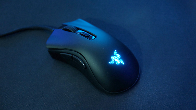 This is probably the smallest ergonomic gaming mouse available right now.