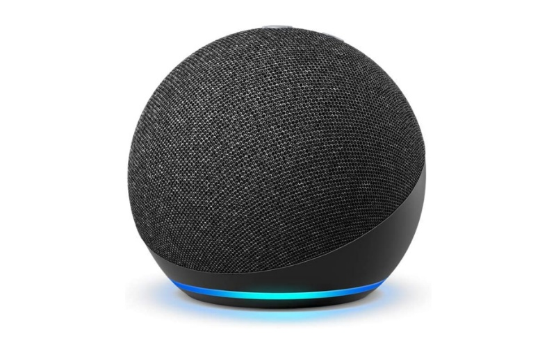 This is the most basic Echo solution. Image courtesy of Amazon.