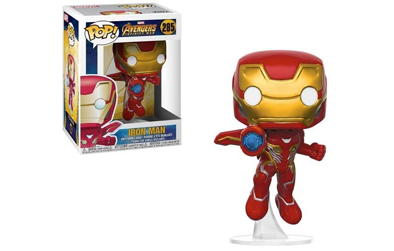 I...am Iron Man!