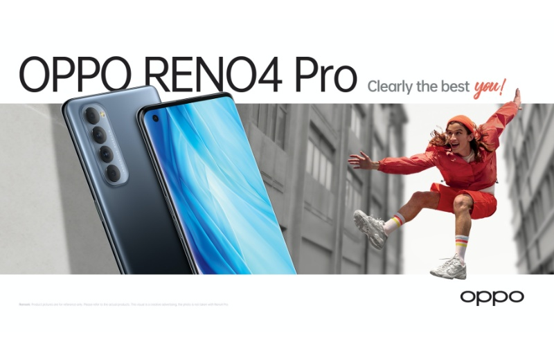 Are you ready for the Oppo Reno 4 Pro?