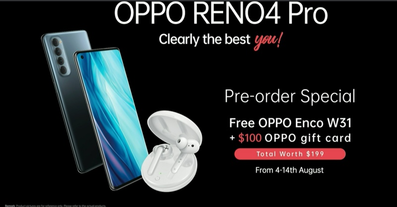 Oppo is providing some launch offers