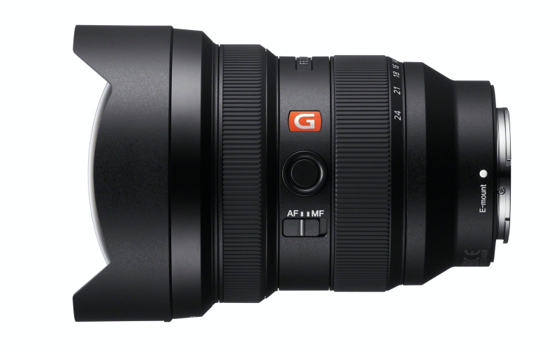 The latest addition to Sony's G Master series lenses