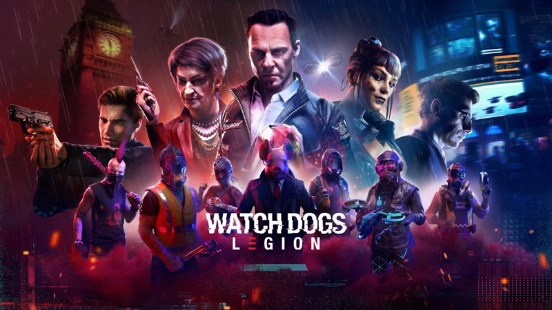 Ubisoft Forward The New Trailer For Watch Dogs Legion Reveals An October Release Date Hardwarezone Com Sg