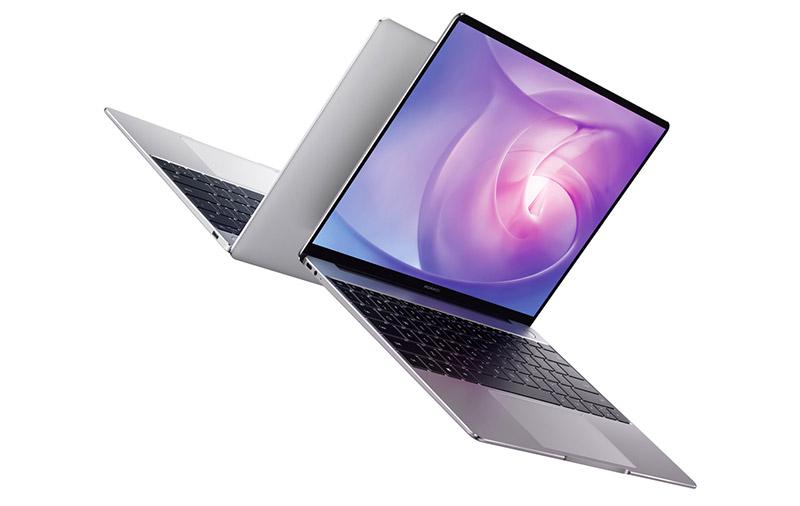 MateBook 13 2020 Ryzen edition. (Image: Huawei.)