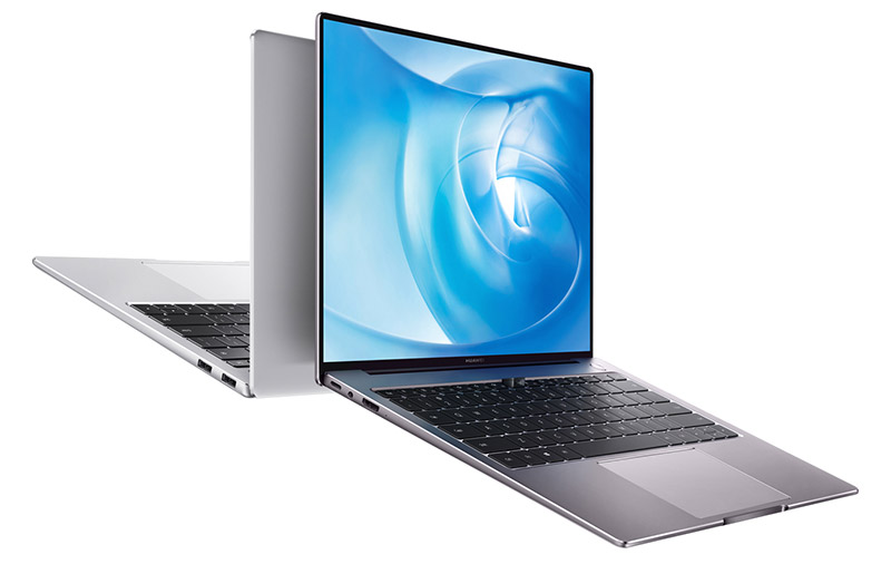 MateBook 14 2020 Ryzen edition. (Image: Huawei.)