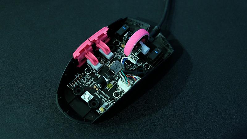 ASUS ROG Strix Impact II Electro Punk