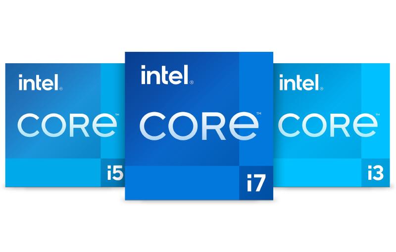 Intel's new logo. (Image source: Intel)
