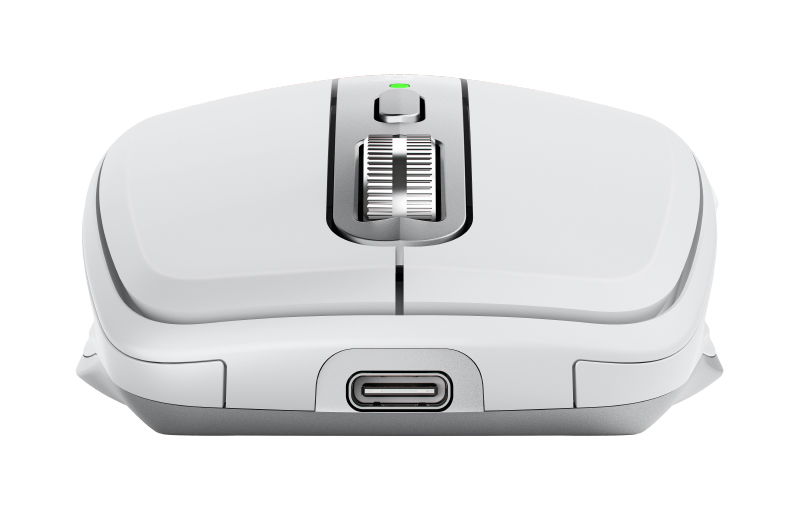 The MX Anywhere 3 in Pale Grey. (Image source: Logitech)