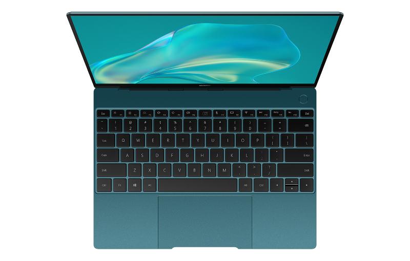 The Huawei MateBook X 2020 (Image source: Huawei)