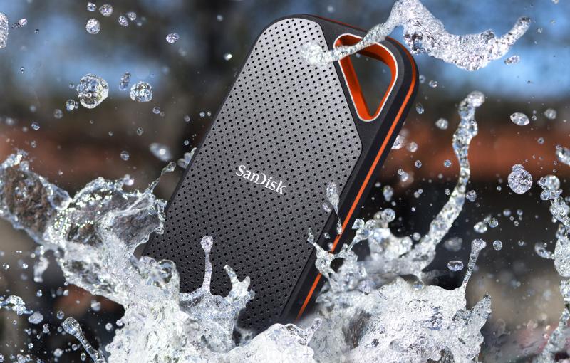 SanDisk Extreme Pro SSD (Image source: SanDisk)