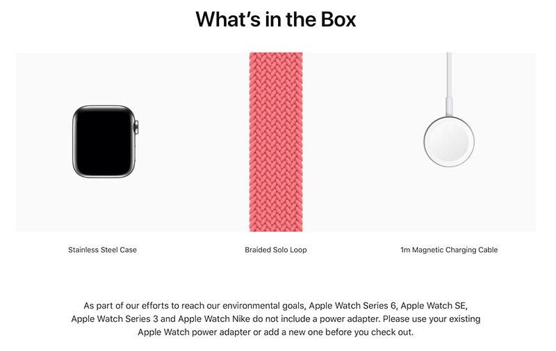 (Image: Apple Store.)