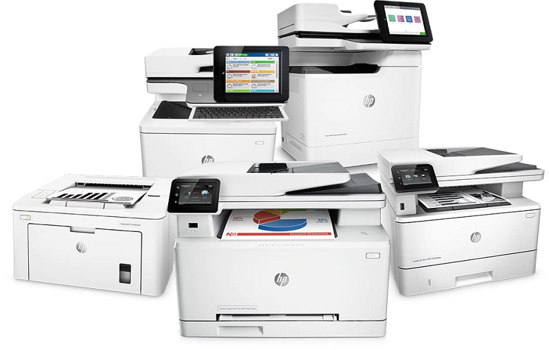 HP LaserJet Enterprise printers (Image source: HP)