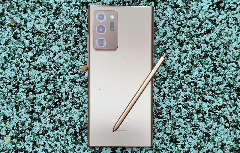 Samsung Galaxy Note20 Ultra.