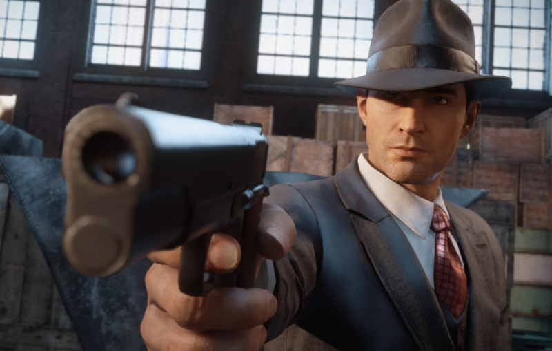 Mafia: Definitive Edition is developed by Hangar 13 and published by 2K Games.