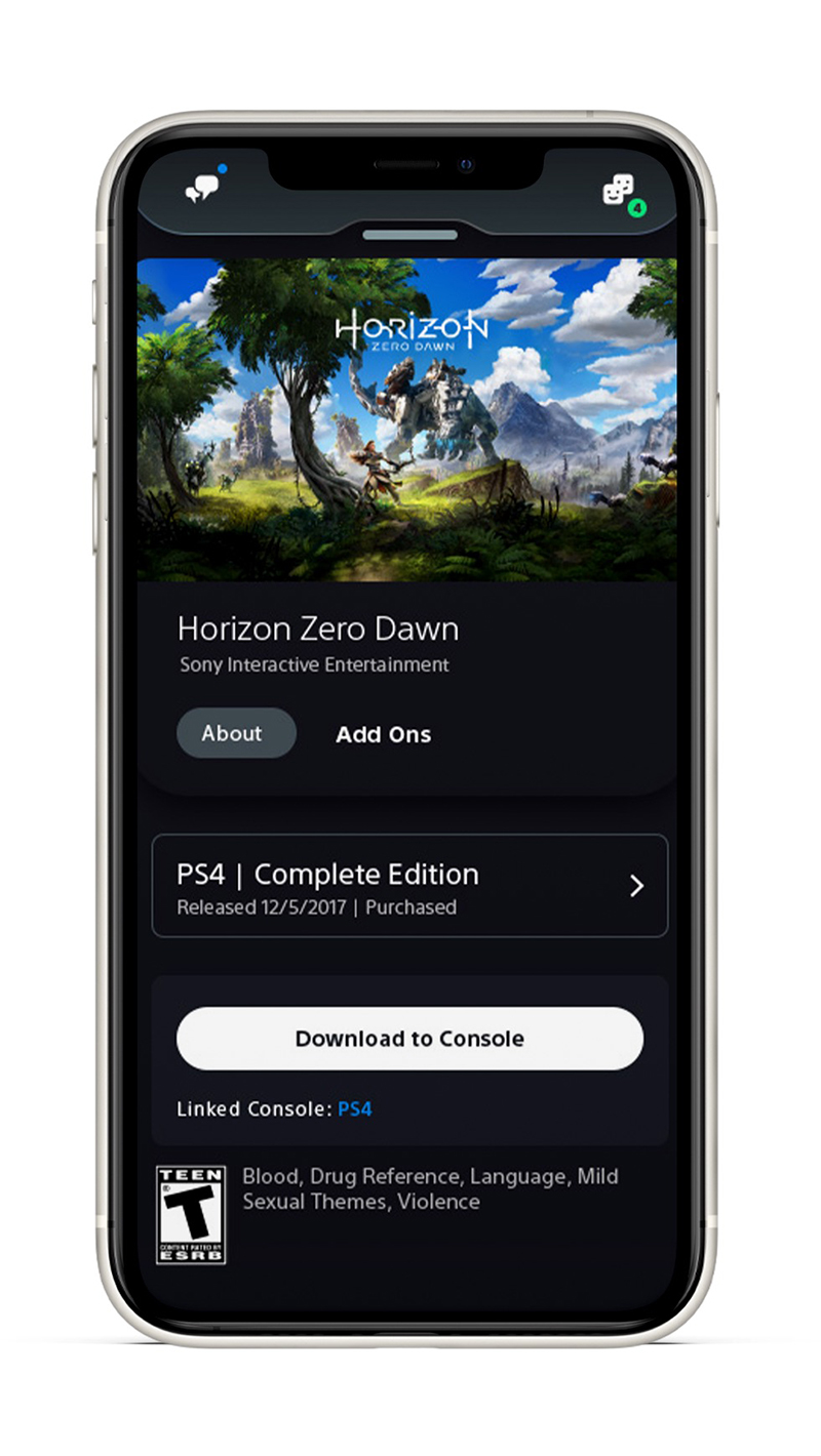 Download To Console feature.