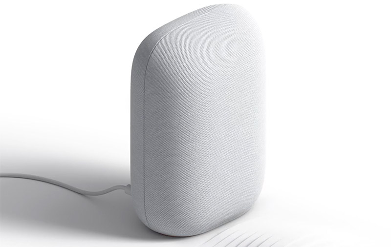 Google Nest Audio. (Image: Google.)