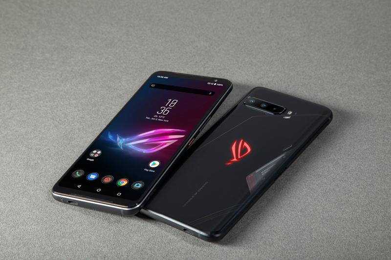 The ASUS ROG Phone 3.
