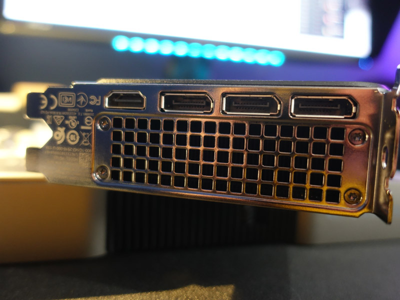 It will be interesting to see if partners' cards will add on an additional HDMI cable, like the ASUS TUF RTX 3080 card.