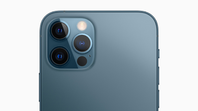 The cameras have been significantly updated, especially for the larger Max model. (Image source: Apple)