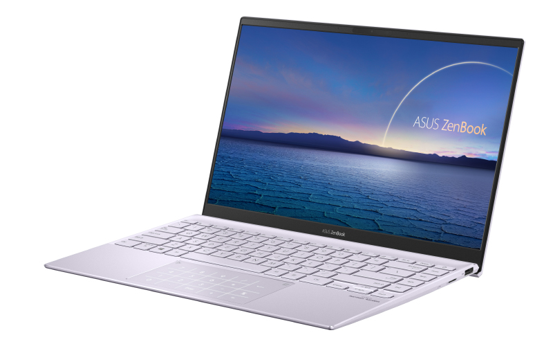 The ZenBook 14 UM425 offers great performance and outstanding battery life.