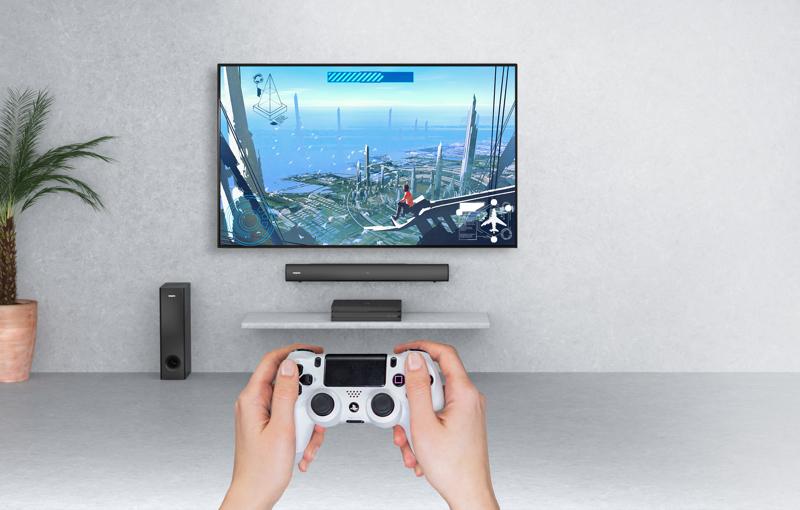Enjoy seamless gaming connectivity. Image courtesy of Creative.