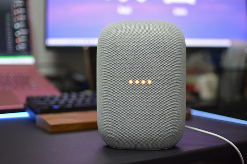 The Nest Audio is Google's flagship smart speaker of 2020.