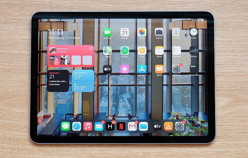 The latest iPad Air is almost physically identical to the 11-inch iPad Pro.