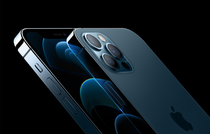 Say hi to the new iPhone 12 Pro and iPhone 12 Pro Max. (Image source: Apple)
