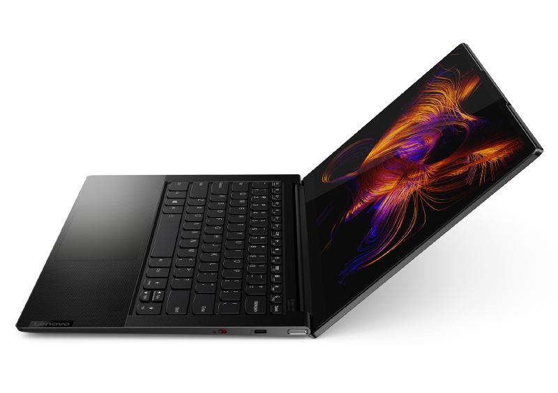 The Lenovo Yoga Slim 9i.