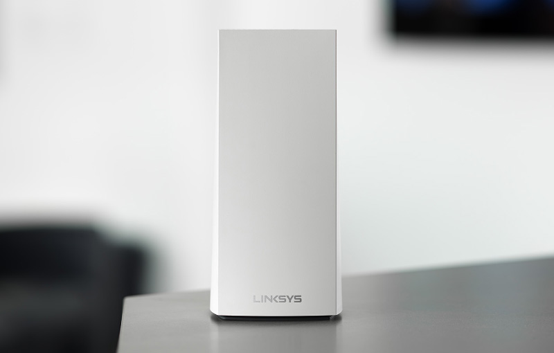 The Linksys Velop AX4200. (Image source: Linksys)