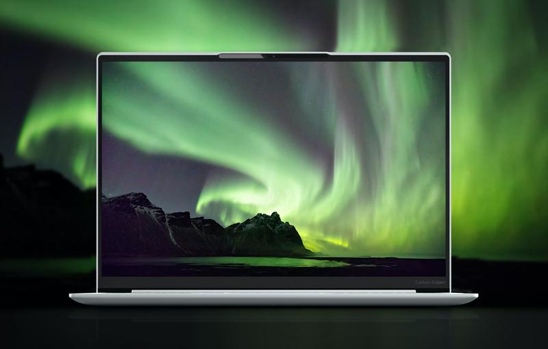 Ultrathin and sleek at less than 1kg. Image courtesy of Lenovo