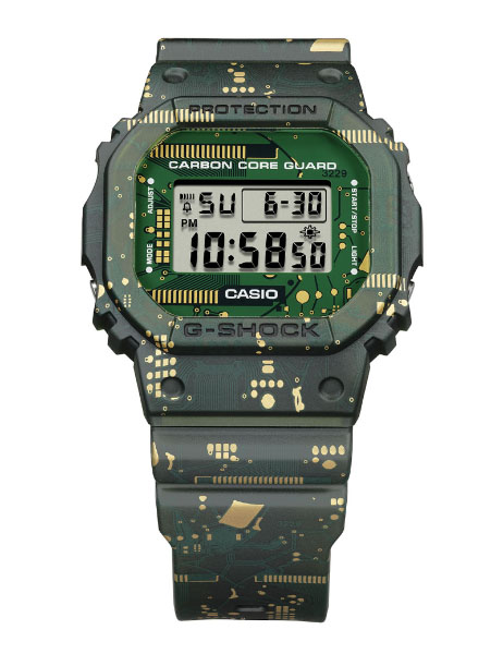 The G-Shock DWE-5600CC. (Image source: Casio)