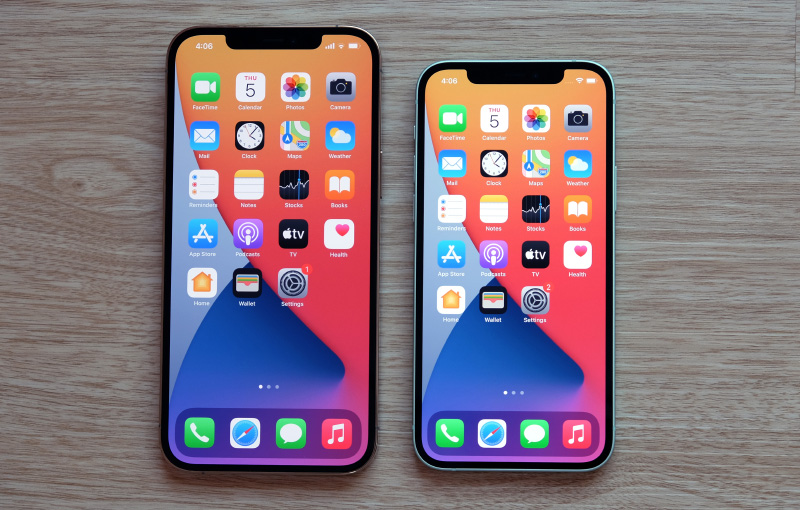 With its 6.7-inch display, the iPhone 12 Pro Max is Apple's largest phone yet.