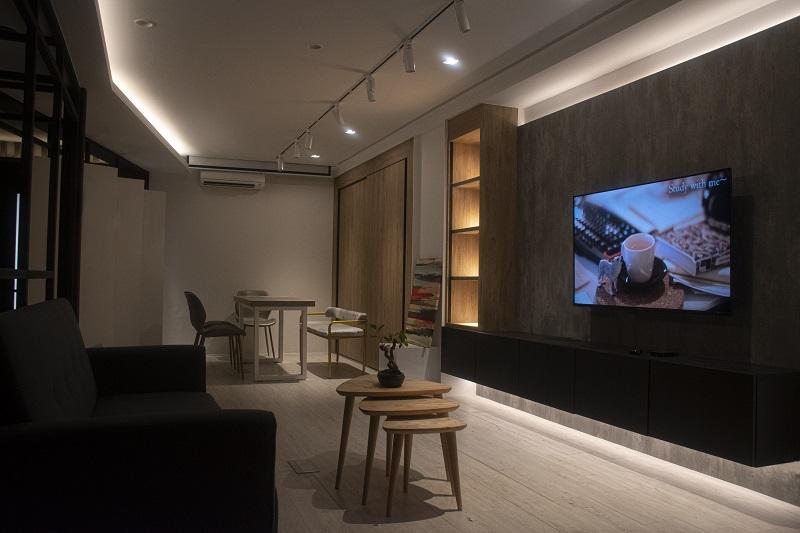 Home with VIO smart lights (Image source: VIO)