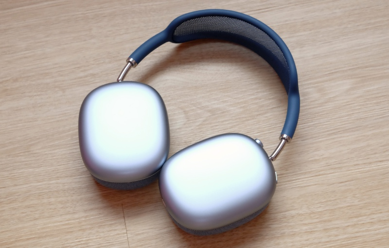 The AirPods Max.
