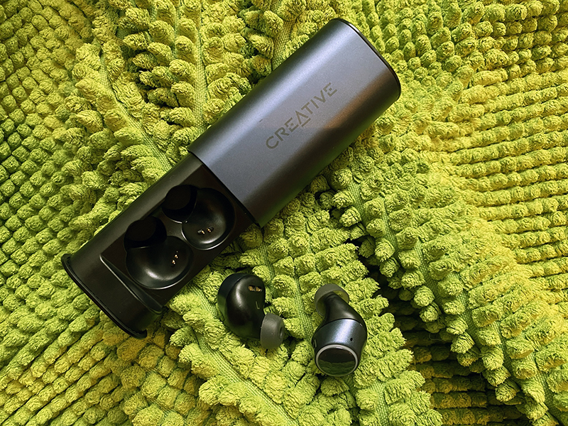 Creative is back with its latest true wireless earbuds. How does it hold up to our discerning ears?