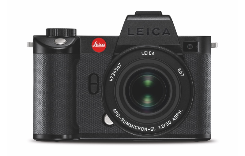 The new Leica SL2-S. (Image source: Leica)
